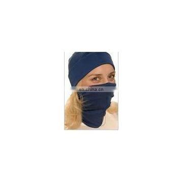 100% silk thermal neck warmer