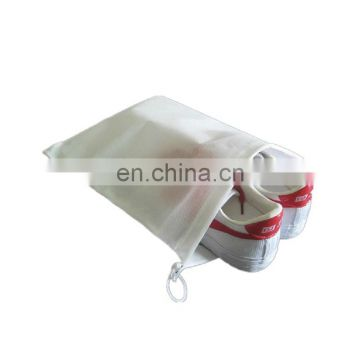 Waterproof Customized Logo Draw String shoe bag