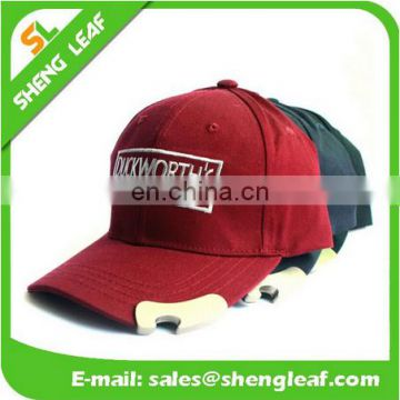 2016 best design of bottle opener baseball cap