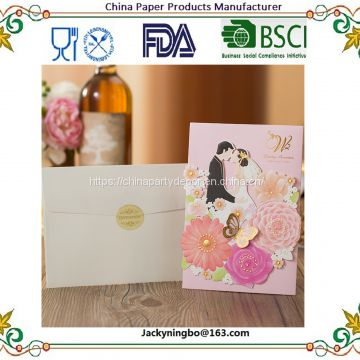 Craft Wedding Invitations Postcards Wedding Thanks Cards Birthday Cards Party Festival Greeting Card