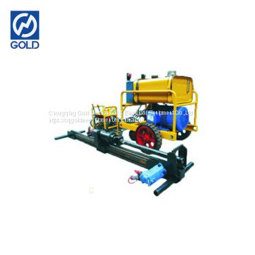Full Hydraulic Transmission Multipurpose Tunnel Borehole Drilling Machine