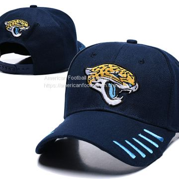 Jacksonville Jaguars Adjustable Hat
