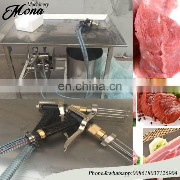 Industrial Manual Saline Meat Injection Machine