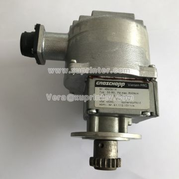 61.112.1311 Geared Motor SM102 CD102 Machine Geared Motor Original Engine Offset Spare Parts