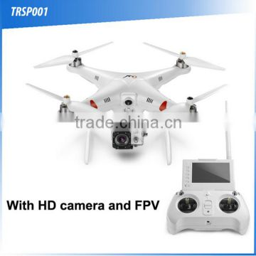 (160420) Real time transmission one key to hover/landing/fix point fpv drone with HD camera