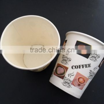 The Present Year Paper Disposable Cups with Shipping to Wuhan/ Importing Company Purchase Water Single Wall Paper Cup