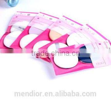 Mendior Compact Powder Puff for Concealer/Air Cushion BB Cream Makeup Puff Cosmetic Sponge Replacement 2pcs