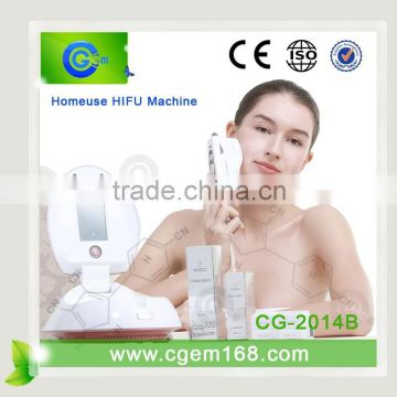 CG-2014 Update ultrasound machines 3d for Skin Rejuvenation Handheld Skin Lifting
