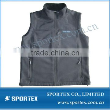 2012 new design solfshell vest