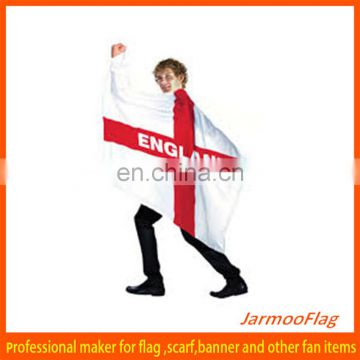 country hot selling body flag