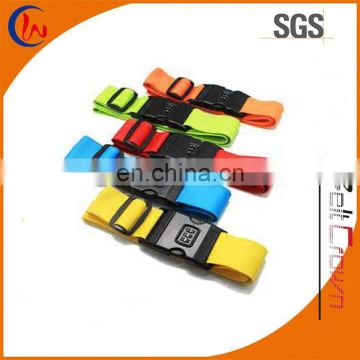 Hot selling Personalized luggage straps,best carry on luggage strap,luggage baggage