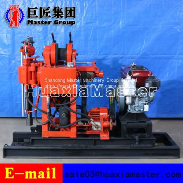 China Hot Sale XY-1 hydraulic water well drilling rig