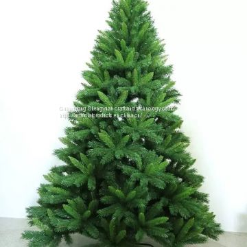 small 150cm height artificial christmas tree for decoration
