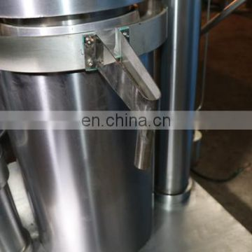sunflower oil making machine high quality and high oil yield