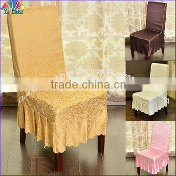 universal spandex banquet chair cover , polyester wedding chair cover , Lycra hotel chair cover