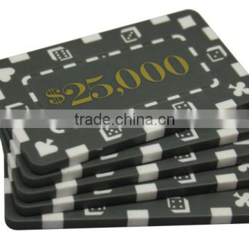 cheap table poker chip