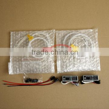 Hot sale set of 4pcs CCFL angel eyes for Toyota REIZ special used CCFL angel eyes inverter