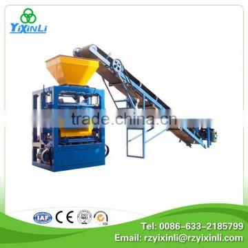 price list of concrete block making machine price in pakistan of