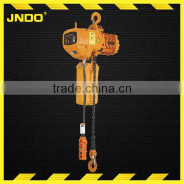 serviceable small 1ton electric chain hoist