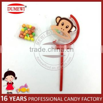 New Design! Fruit Flavor Multi Colour Pressed Toy Candy