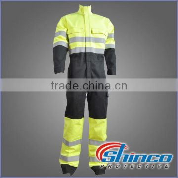 3bee624fa0cd Shinco 2017 New Arrival flame retardant aramid coverall for fireproof  uniforms of Inherent FR Workwear from China Suppliers - 144421098