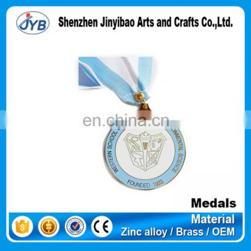 hot selling custom craft print on medals souvenir use medals