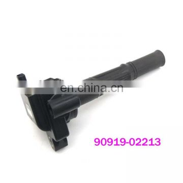 Ignition Coil - Wholesale Original- For To_yota Tercel Paseo - 1.5L 5EFE 4Cyl 90919-02213 New