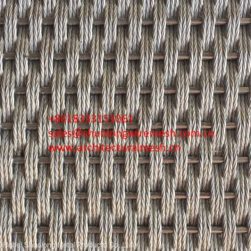 XY-M33S Steel Mesh architectural mesh for labby