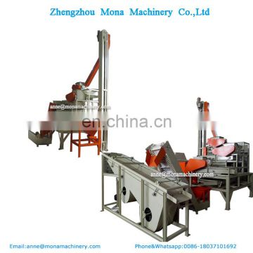 Automatic Palm Nut Kernel Sheller and Separator