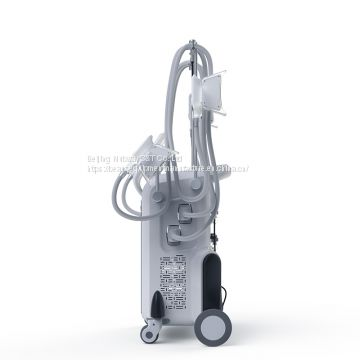 4 Handles cryolipolysis fat freezing machine vacuum fat cellulite machines for body slimming in discounting spa/clinic