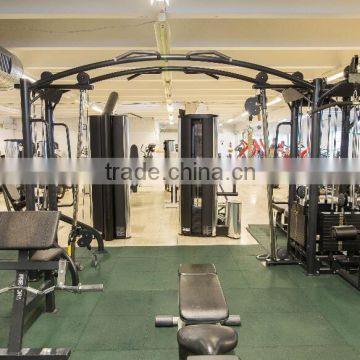 Hot sale!!!Cable Jungle &Crossover TZ-6042 / 5 Multi station machine / Mutli gym machine
