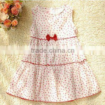 4181b4e98 2016 new style children clothes kids girls cotton summer dresses ...