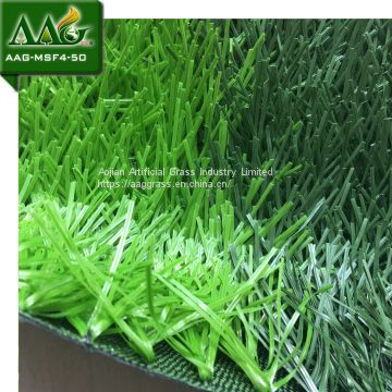 AAG-MSF4-50 Cheap soccer grass synthetic turf football field