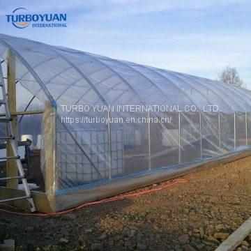 PE plastic rolls Agricultural Greenhouses Plastic Covering / Sheeting
