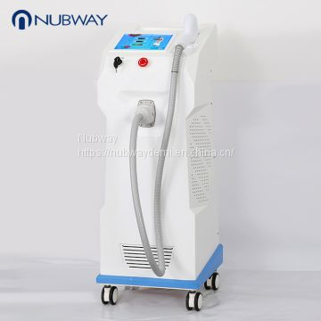 Super fast! types of laser hair removal machine cutting home use /2000W 808 for white hair removal