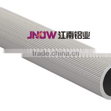 Pattern tube, thin-walled aluminum joints, different colors of aluminum tube, oval-shaped aluminum price