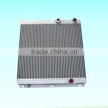 atlas copco cooler radiator of screw air compressor air cooler fan air fan air oil cooler