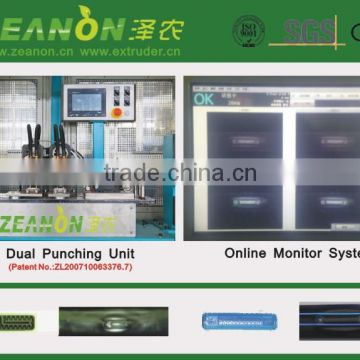 Best sell High speed Flat dripper irrigation pipe production line