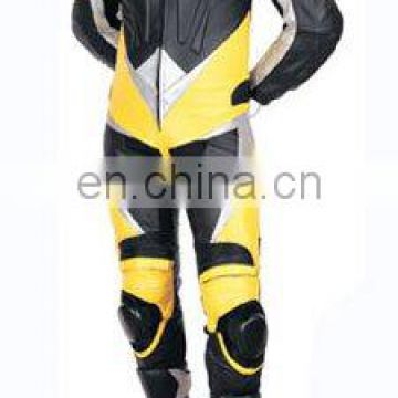 Motorbike Leather Suits Art No: 978