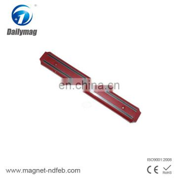 Magnetic knife holder strong magnetic bar tool holder