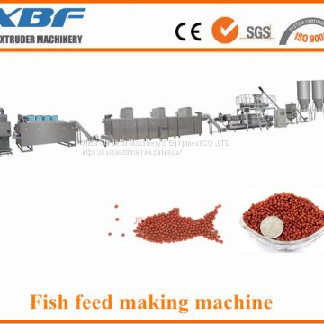 800-1000kg/h Fish Feed Making Machine