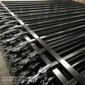 Customized Steel Fence