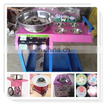 Top Level Cotton Candy Processing Machine Candy Floss Maker Machine Candy Floss Making Machine