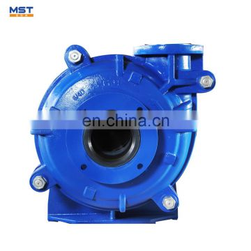 Rubber Lined Sand Slurry Pumps