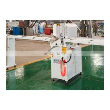 Copy router milling aluminum window making machine
