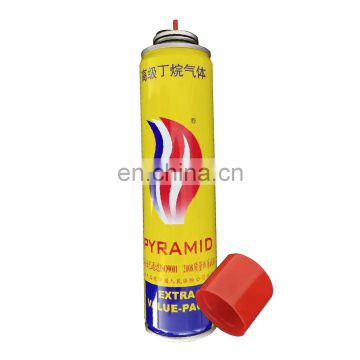 made in China Cheap purified butane lighter gas for a lighter and  Lighter gas can