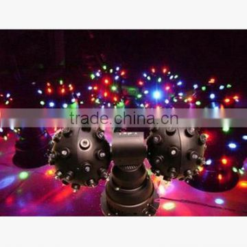 Indoor LED Double Bowls Ball Magic Cool Lights