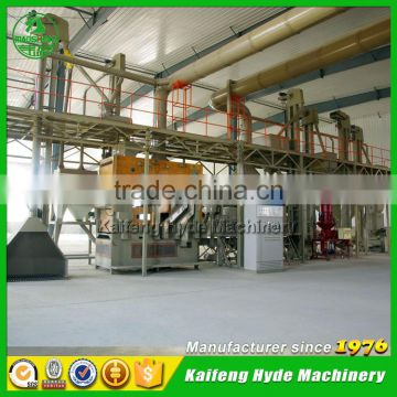 10 t/h Wheat seed cleaning grading machines for Wheat storage