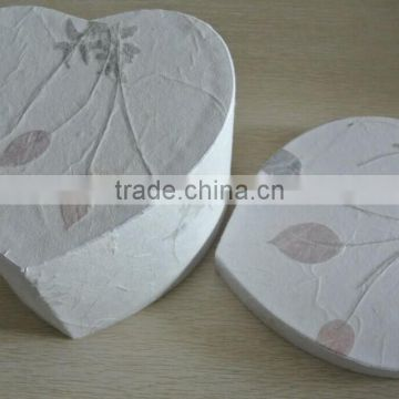 Quality Biodegradable peaceful handcrafted return urn -heart shape