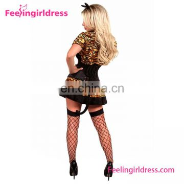 Exotic Corset Animal Adult Lady Sexy Costumes Wholesale